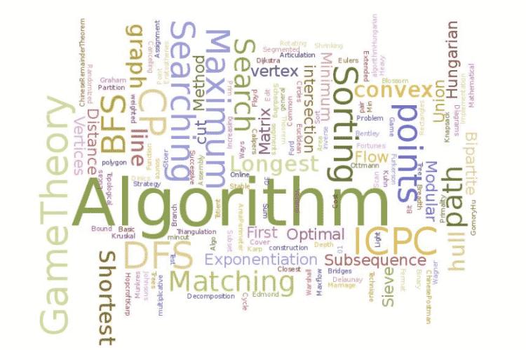 algorithm-daixie